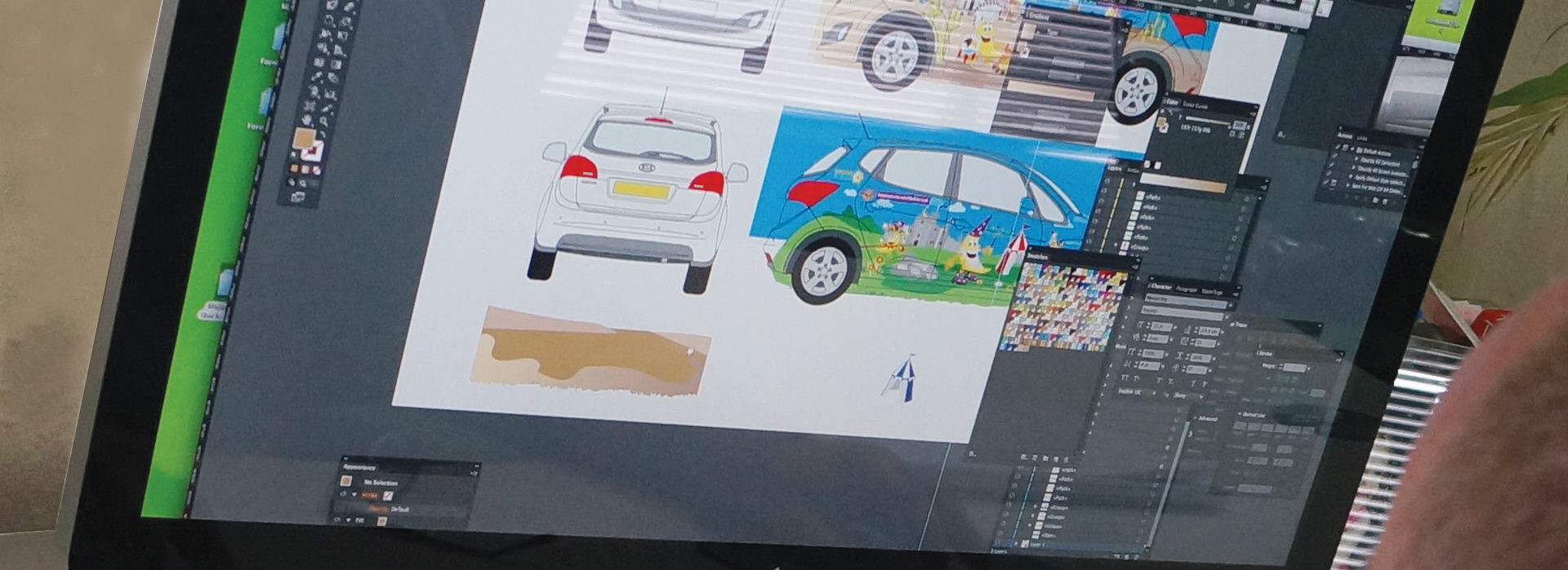 Artwork & Design Service
