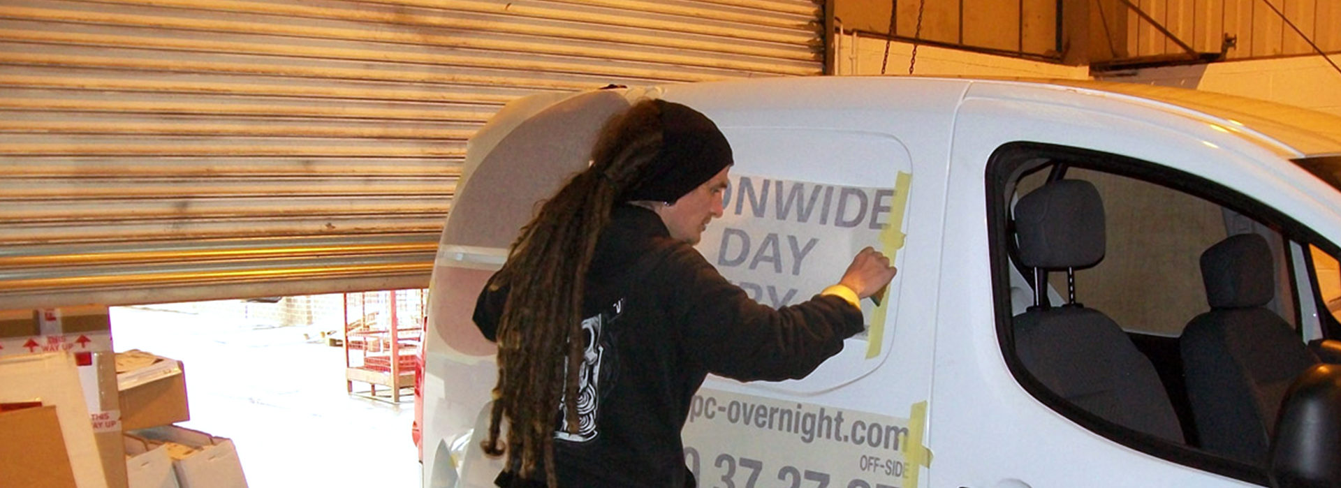 Trade Sign Fitting Service