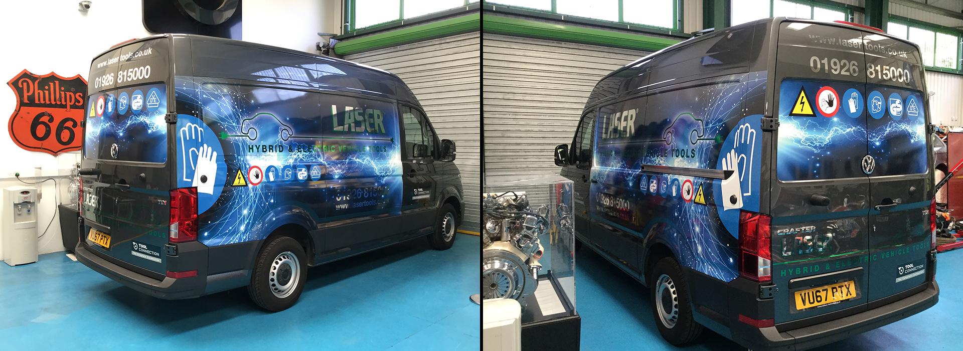 Semi vehicle wraps